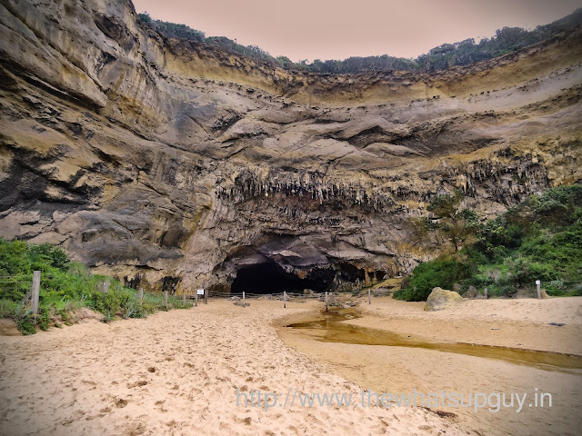 Cave at Loch