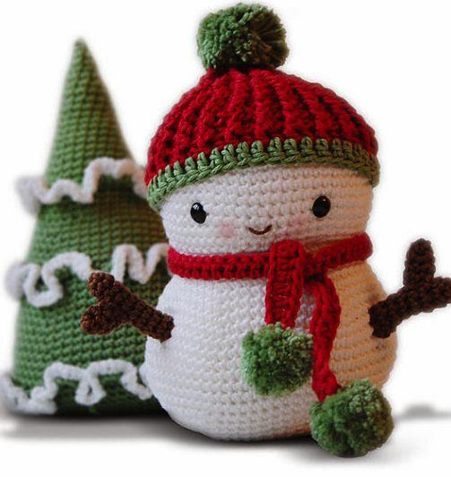 Amigurumi Natalizi : Amigurumis de Navidad A todo Confetti - Blog de BODAS y ...