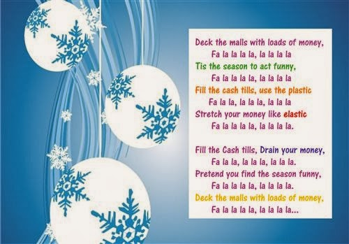 Beautiful Funny Christmas Poems For Cards