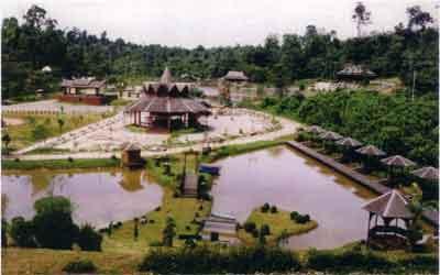 Kebun raya Samarinda