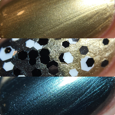 Color Club Frost Bite Collection