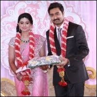 Sneha-Prasanna wedding on TV