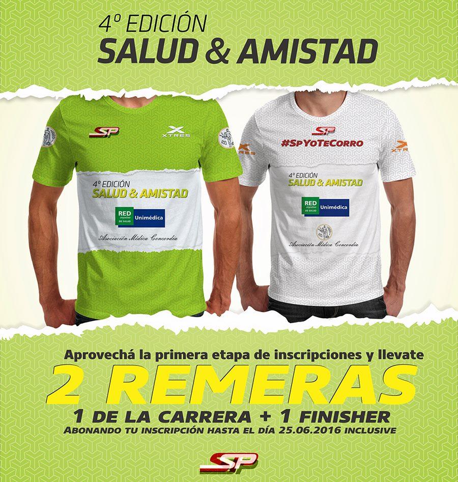 4º EDICIÓN SALUD & AMISTAD 2016
