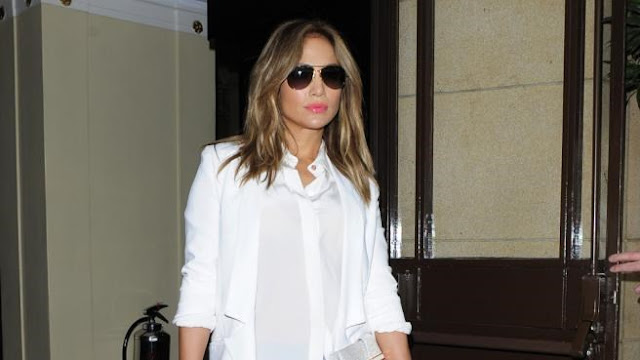 ARTS AND ENTERTAINMENT, Celebrity, Gossip, Latest Celebrity Gossip, Jennifer Lopez, meets, up, with, Ryan Seacrest