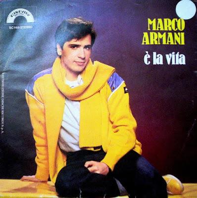 Sanremo 1983 -  Marco Armani - E' la vita