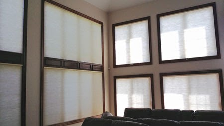 Cellular Shades by Bellagio WIndow Fashions Toledo OH