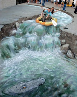 Top 10 Most Realistic 3D Street Arts