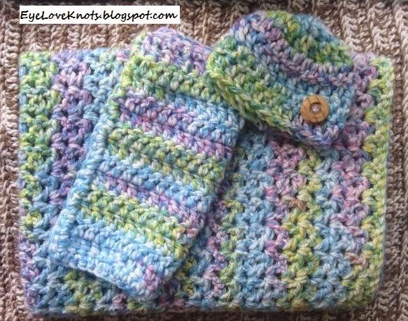 Mini Crochet Baby Blanket Pattern : EyeLoveKnots: Coloring Easter Eggs Photo Basket Filler ...