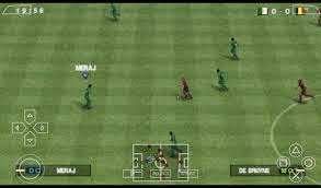 Games PES 2014 for Android APK + data