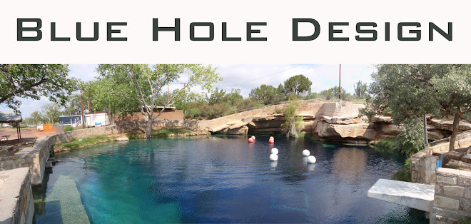 Blue Hole Design
