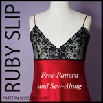 Ruby Slip Sew-Along