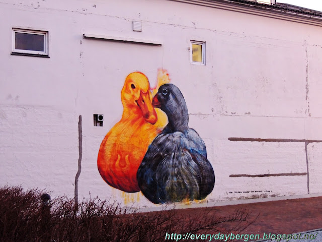 Mural Bergen