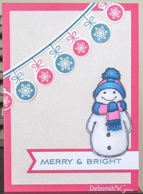 Kathryn's Card - photo by Deborah Frings - Deborah's Gems