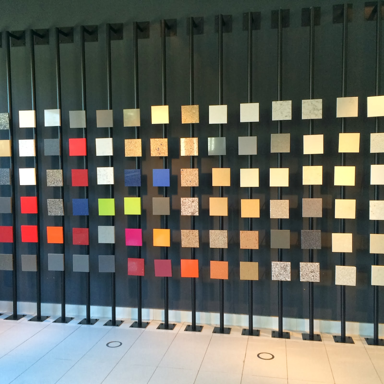Rosa dest interiors february 2014 - Silestone showroom ...