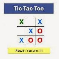 Play Tictactoe
