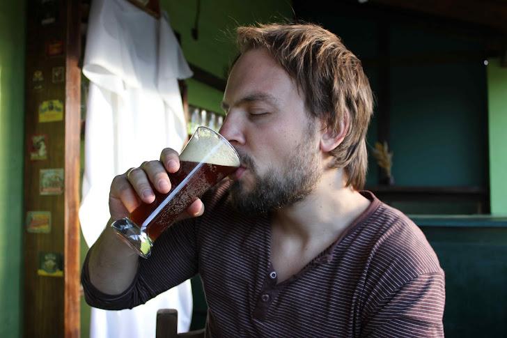 Hjemmebrygget øl