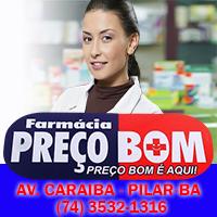 FARMÁCIA PREÇO BOM - PILAR