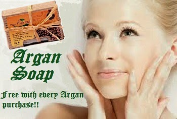 Free Argan Soap