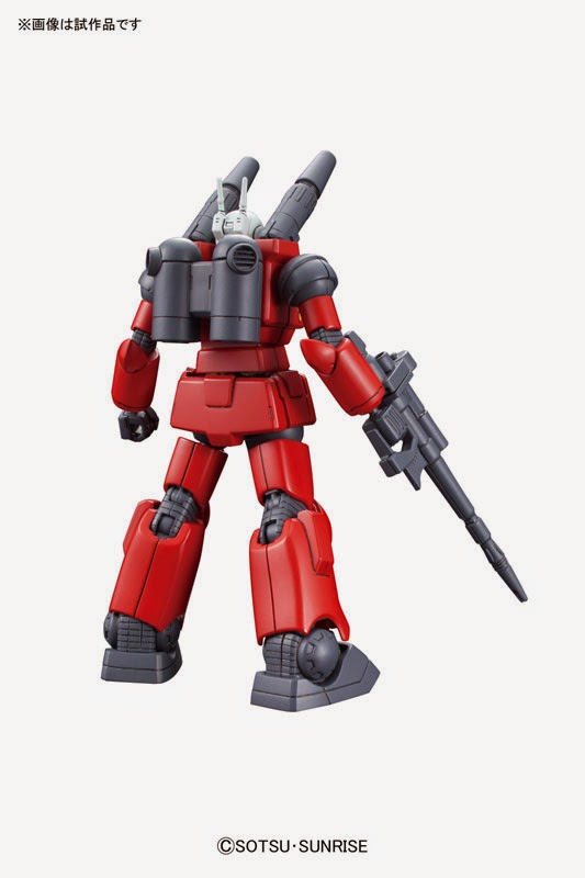 gundam model kit guncannon