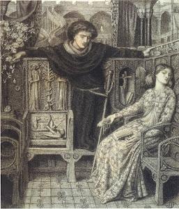 Hamlet Accuses Ophelia