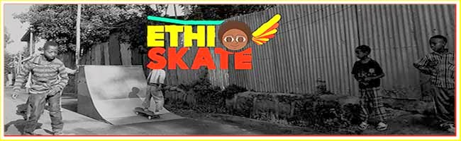 Ethio Skate banner