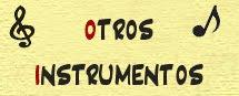 Otros instrumentos musicales