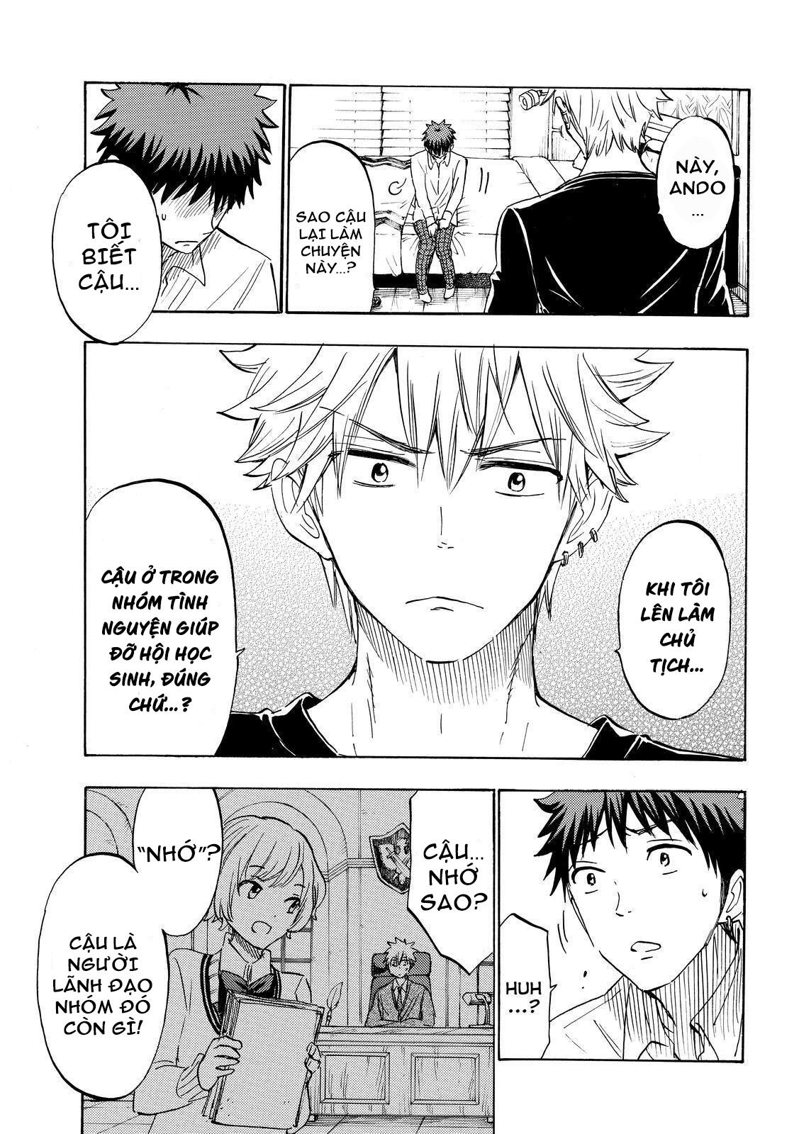 Yamada-kun to 7-nin no majo chap 178 Trang 16 - Mangak.info