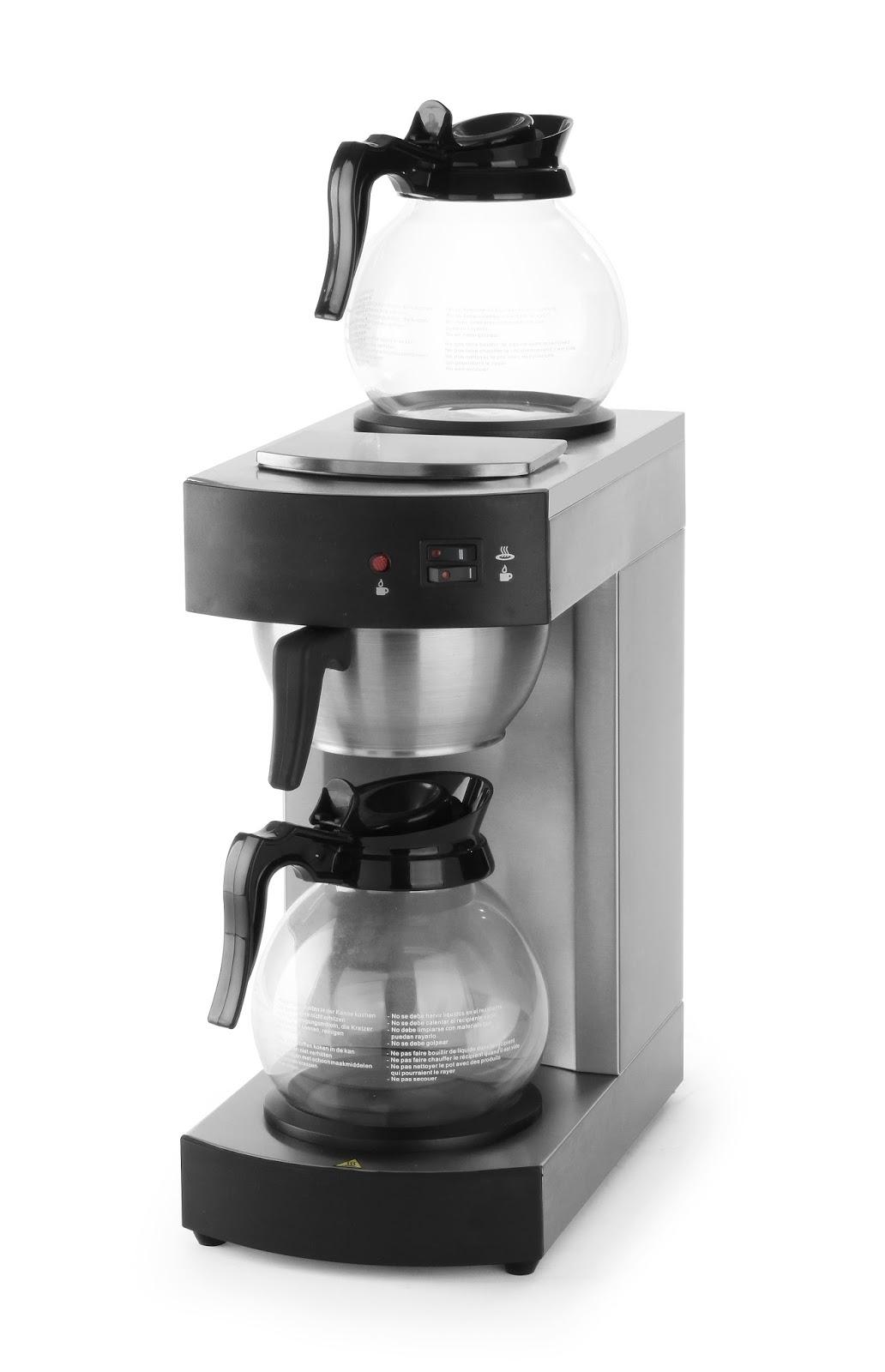 Filtre Cafea Profesionale, Filtru Cafea Cu Suport Cana Si Carcasa Din Otel Inoxidabil, Filtru Cafea Cu Doua Plite, Pret, Produse Profesionale Horeca