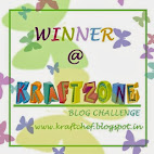 Winner at Kraft Zone - Challenge 1