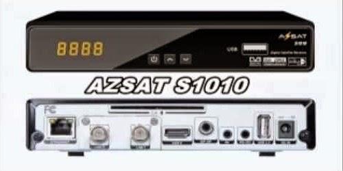 NOVA ATT AZSAT S1010 HD   - ( 23.02.2015 )  - 26.02.2015