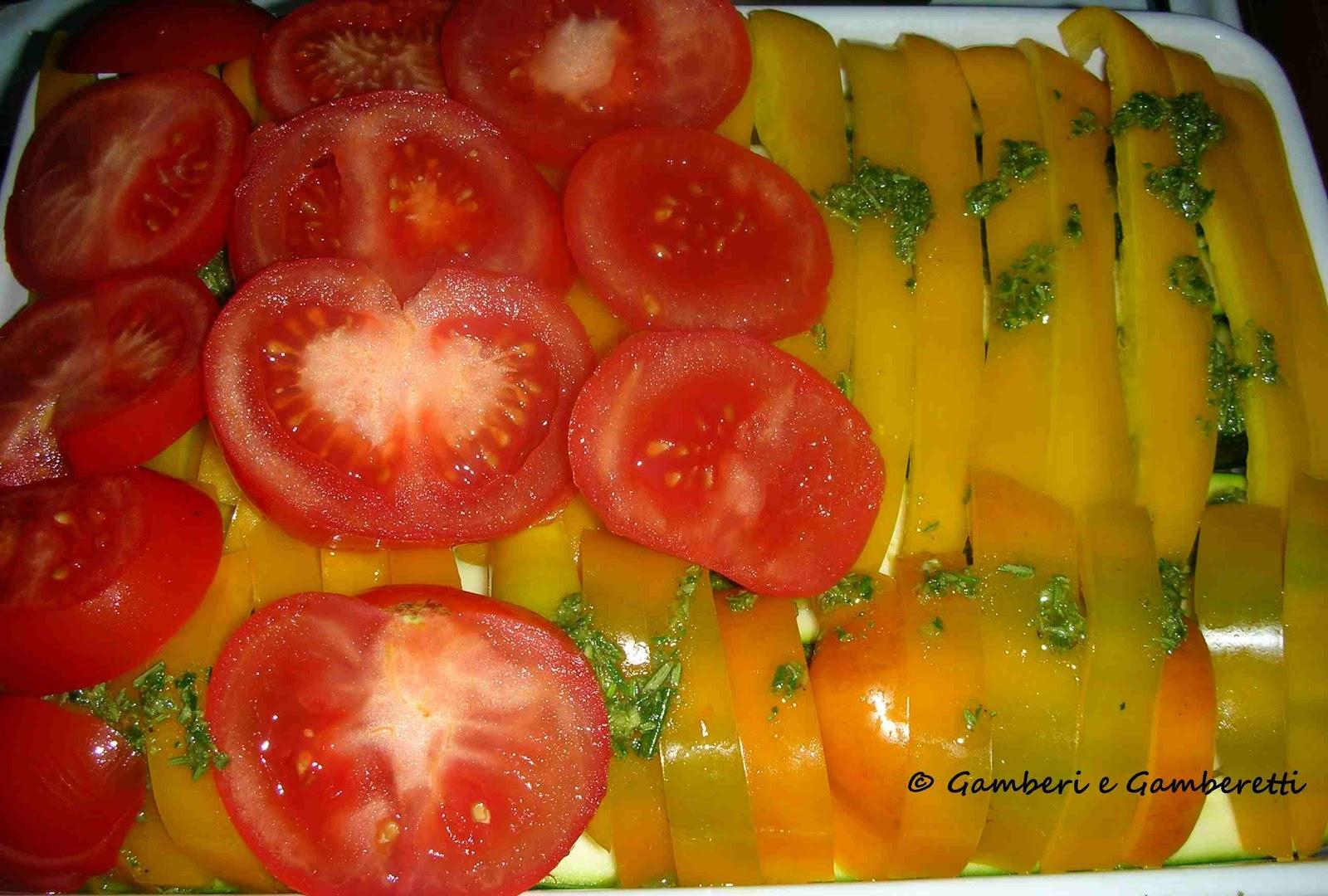Olasz rakott zöldség