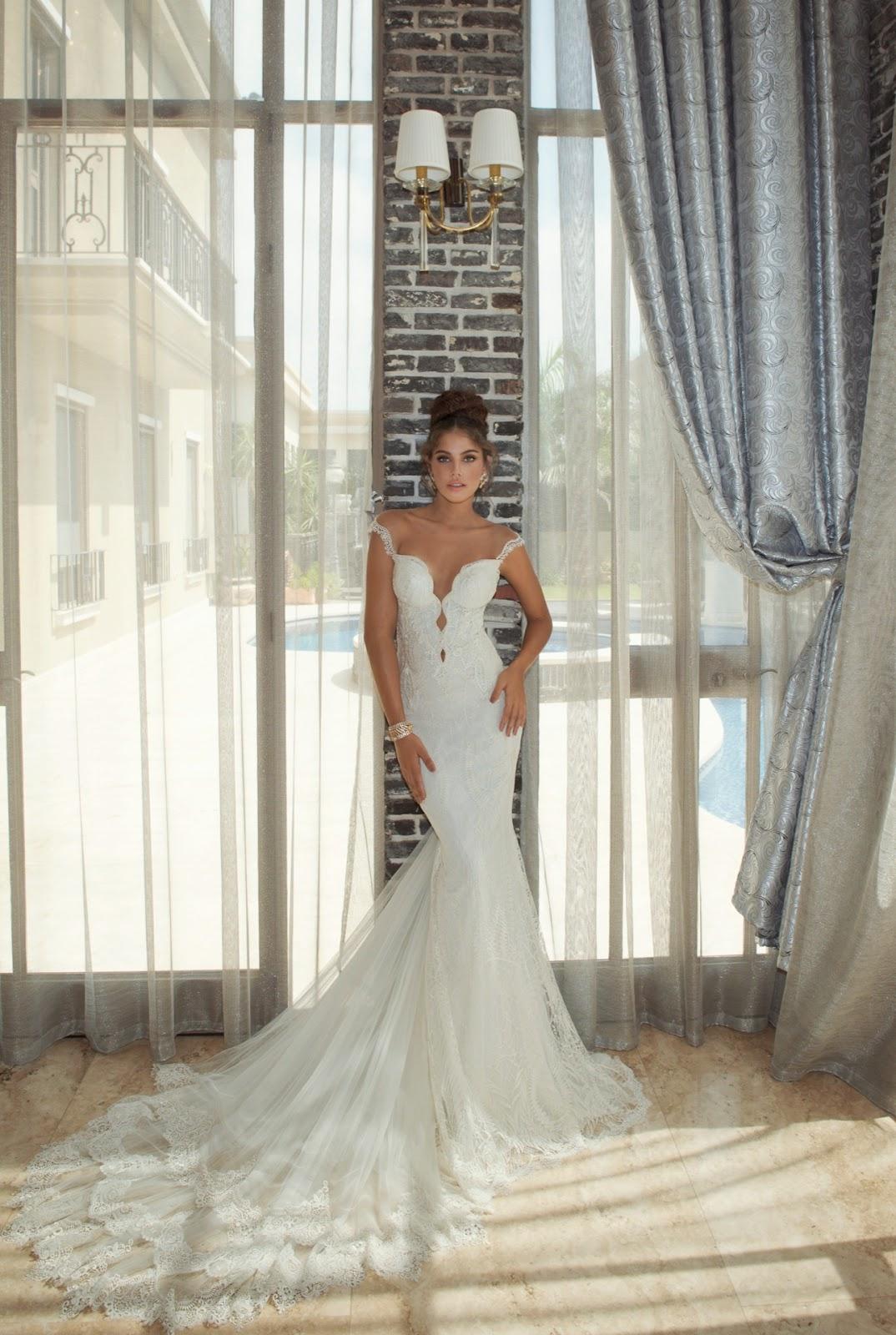Wedding Dresses by Galia Lahav, the Empress Collection