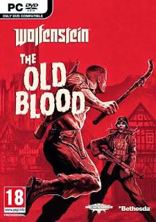Wolfenstein: The Old Blood (2015) Worldfree4u -  Free Download PC Game