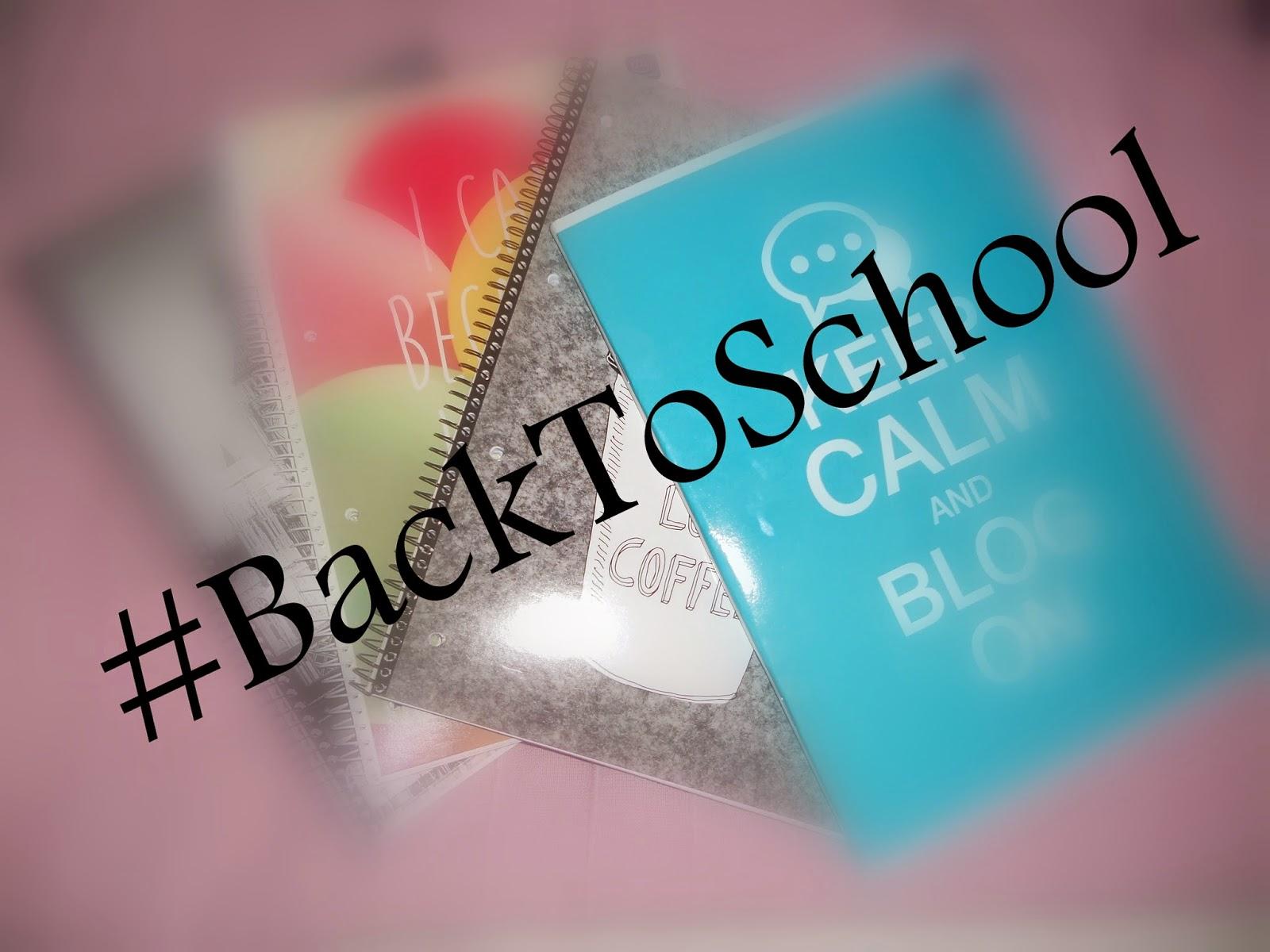 TAG Szkolny czas! | BackToSchool
