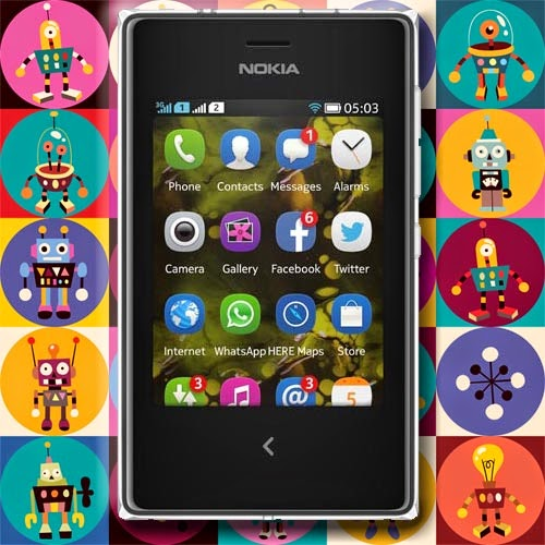 Nokia Asha 503 Specifications and Review