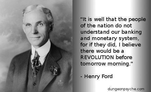 Ford Quote Pleasing Kenaz Filan Occupying Wall Street Quoting Henry Ford