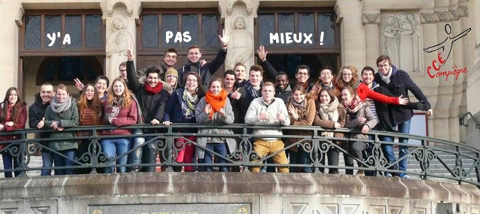 Communauté Chrétienne Étudiante de Compiègne