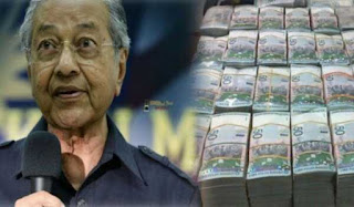 Mahathir Sedia Debat Isu Kehilangan RM100 Bilion Zaman Pentadbirannya