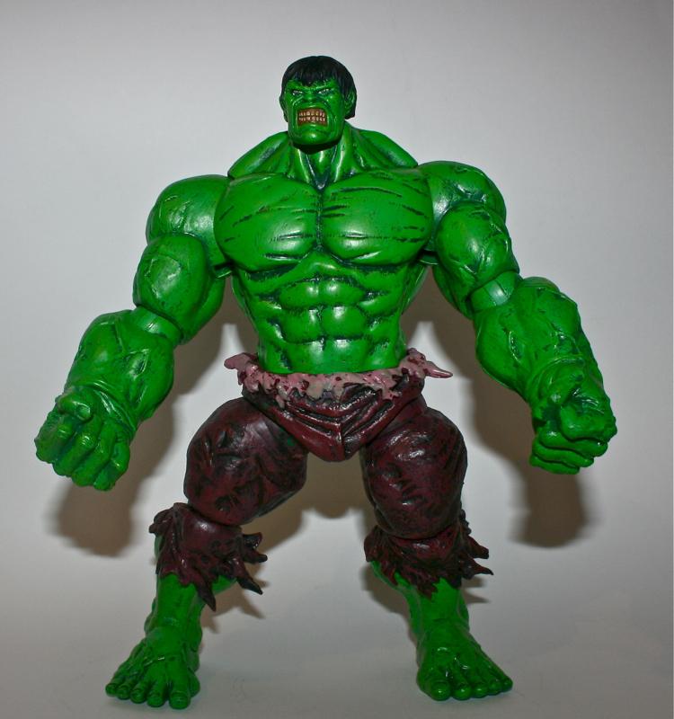 incredible hulk toys - photo #9