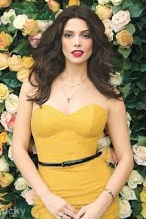 Ashley Greene Lucky Magazine Photoshoot