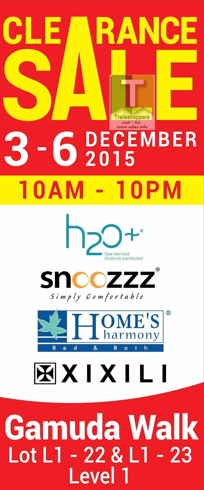 Homes Harmony Xixili Clearance Sale 2015 Malaysia