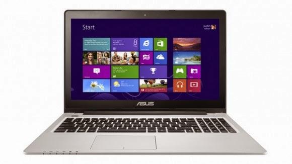 Harga Laptop ASUS Windows 8 Terbaru Bulan Ini