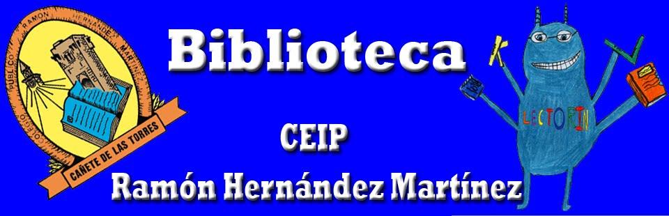 BIBLIOTECA CEIP RAMÓN HERNÁNDEZ