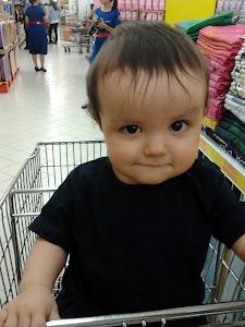 my Stian nephew