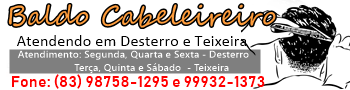 BALDO CABELEIREIRO