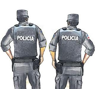 EN SANTIAGO Policías se insubordinan contra aumento salarial ...