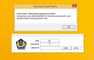 spm silabi tidak terkoneksi database