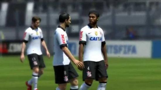 O Corinthians não gostou do valor oferecido pela EA e confirmou que não estará no Fifa 16