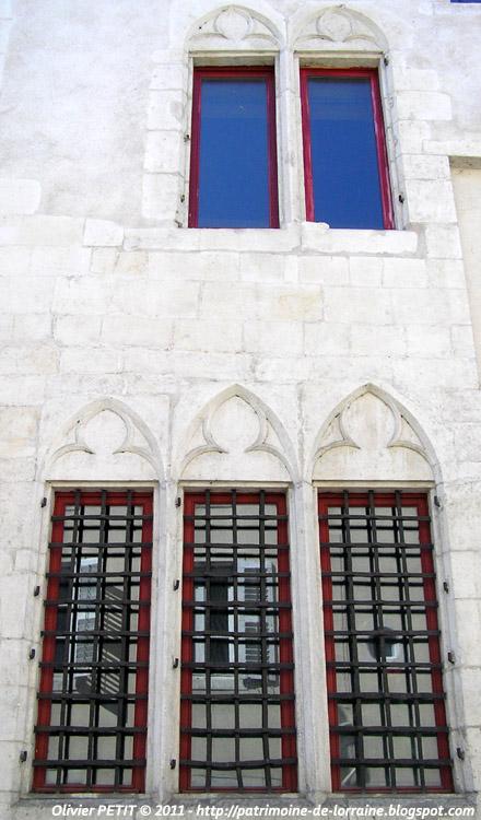 TOUL (54) - L'Hôpital du Saint-Esprit