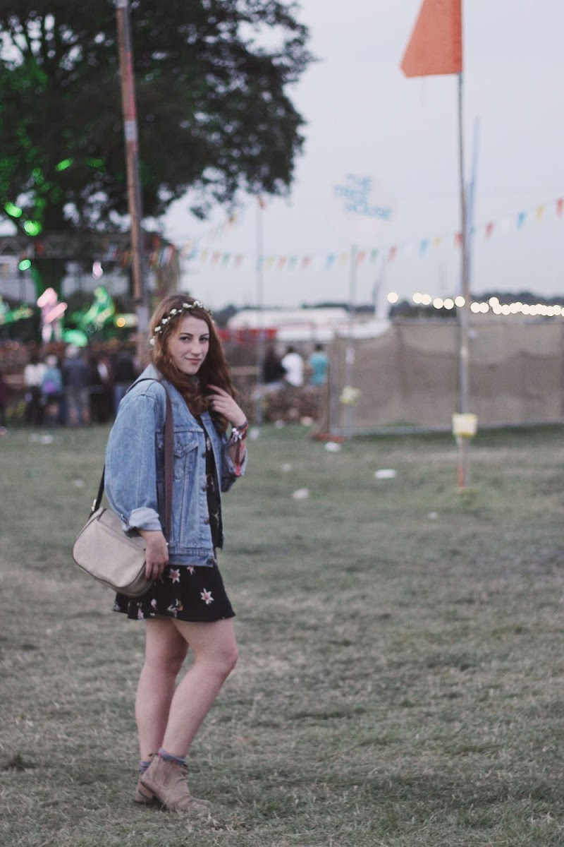 it's cohen - uk style blog: brownstock music festival 2013, essex, ootd, festival fashion